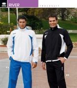 Errea куртка спортивного костюма  RIVER