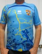Errea футболка игровая  к/р STROGINO MAGLIA