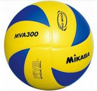 MIKASA  Мяч волейбольный MVA300  сертификат FIVB Approved