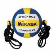 MIKASA  Мяч волейбольный на растяж V 5 AT TR -WYB