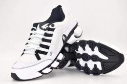 Green Hill Кроссовки  белые с черным