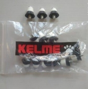 Kelme Шипы футбольные сменные пластиковые  с металлическим свинтом