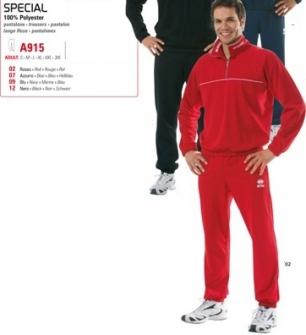 Errea брюки спортивные SPECIAL