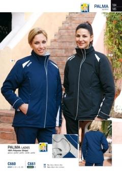 Errea куртка спортивная женская PALMA