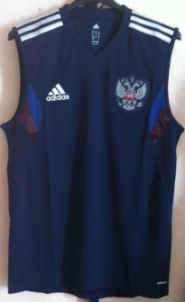 ADIDAS Футболка х/б Россия