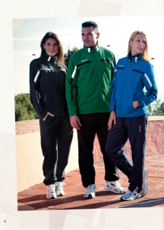 Errea Куртка спортивного костюма BELMONT с шевроном