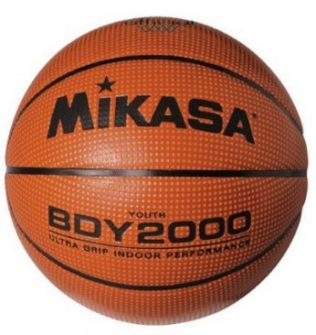 MIKASA  Мяч баскетбольный BDY 2000