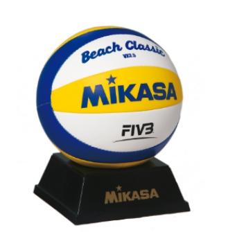MIKASA  Мяч для пляжного волейбола сувенирный VX 3.5