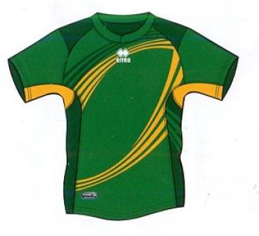 Errea Игровая футболка для регби